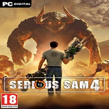 Free Download  Serious Sam 4: Deluxe Edition