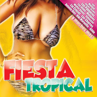 CUMBIA DEL RECUERDO - FIESTA TROPICAL (CD EXITOS)