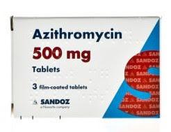 Harga Azithromicin tab Terbaru 2017