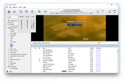 برنامج تشغيل الموسيقى الجديد على الكمبيوتر KaraFun Free Download