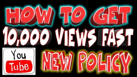 """ how to Increase Views on YouTube Video "" I provided some tips to him and I thought to reveal those ideas in my blog page so that it will end up being helpful to everyone."