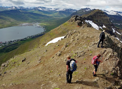 The jewel Gerpir - A paradise for hiking in Iceland