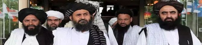 Ministry of External Affairs Hints At Talks With Taliban