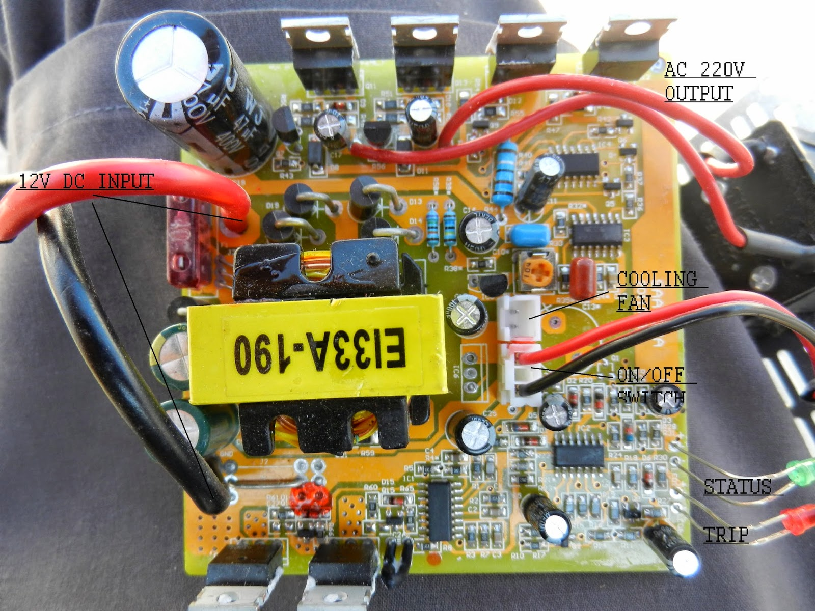 Make A 220v Ac Mains Indicator For Your Electric Tools Hot How To Build 110 And Led Voltage Dec