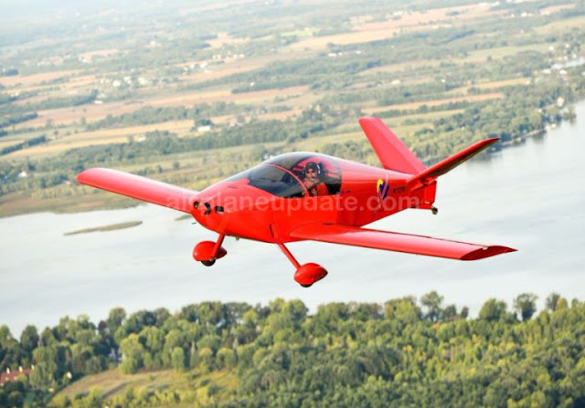 Sonex Waiex-B light sport aircraft