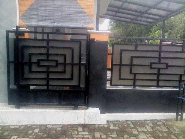 Harga Pagar Minimalis Malang 087889863450