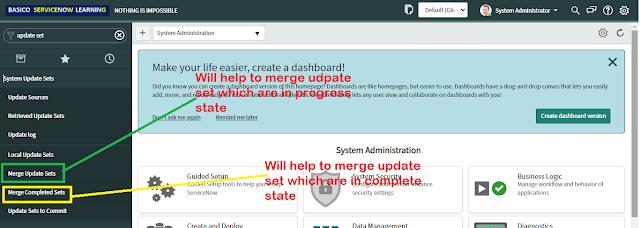 udpate set movement, update set migration in servicnenow, move update set, retrieve update set