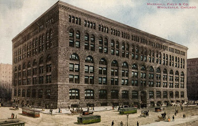 Image result for marshall field building chicago