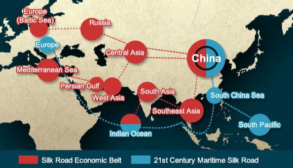 Asia Tenggara yang Begitu Mengkhawatirkan China