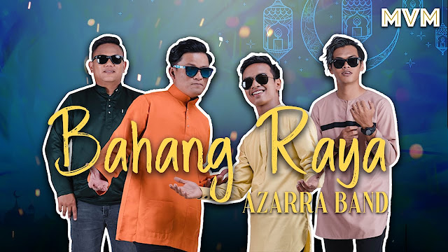 Lirik Lagu Bahang Raya Azarra Band