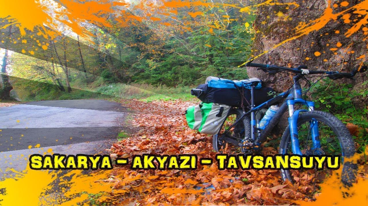 2018/10/15 Karadeniz'in batısı Marmara'nın doğusu (Sakarya - Akyazı - Tavşansuyu)