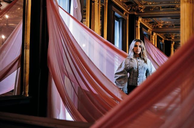 Florence Pugh Featured for Evening Standard Magazine Dec - 2019