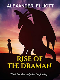 Rise of the Draman - Young Adult book by Alexander Elliott