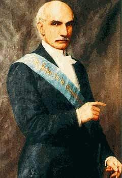 Presidente Gabriel Garcia Moreno Ecuador
