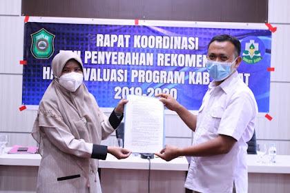 Pertahankan Wistara, Forum Kabupaten Sehat Evaluasi pelaksanaan Program Kegiatan Kabupaten Sehat