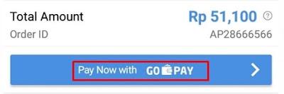 Konfirmasi Pembayaran GOPAY