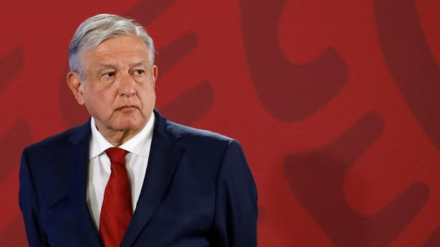 """López Obrador: """"no vamos a caer en la trampa de declarar la guerra al narcotráfico"""""""