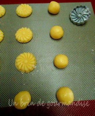 حلوة النشا وجوز الهند