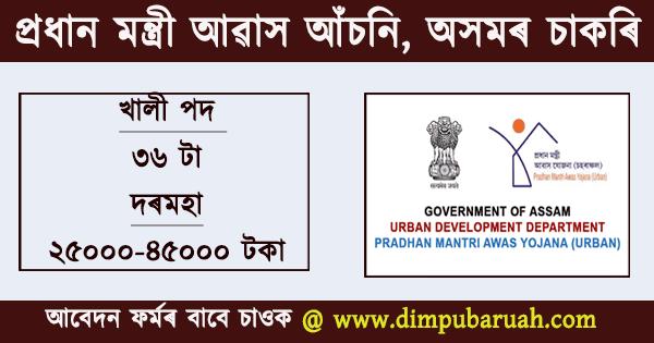 Pradhan-Mantri-Awas-Yojana-Urban-Jobs-in-Assam