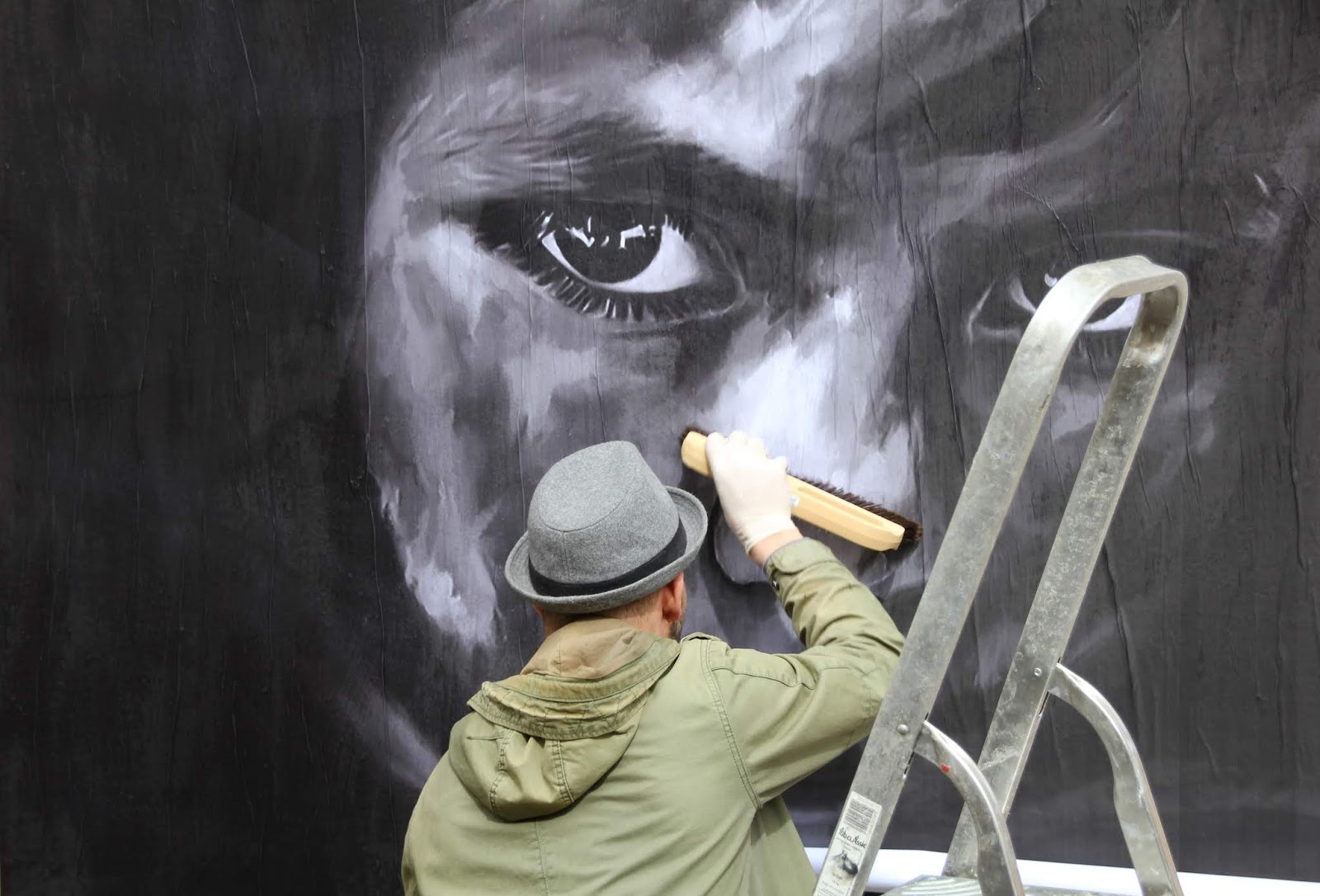street art by iléa