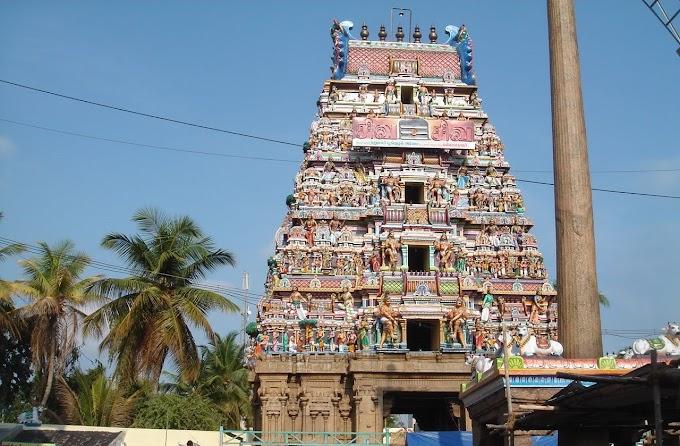 Thiruchengodu Kailasanathar Temple Namakkal - History, Timings, Festivals & Address!