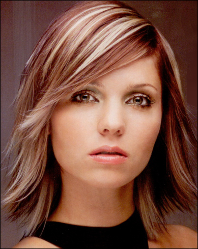 Short hair styles Trendy Medium Haircuts