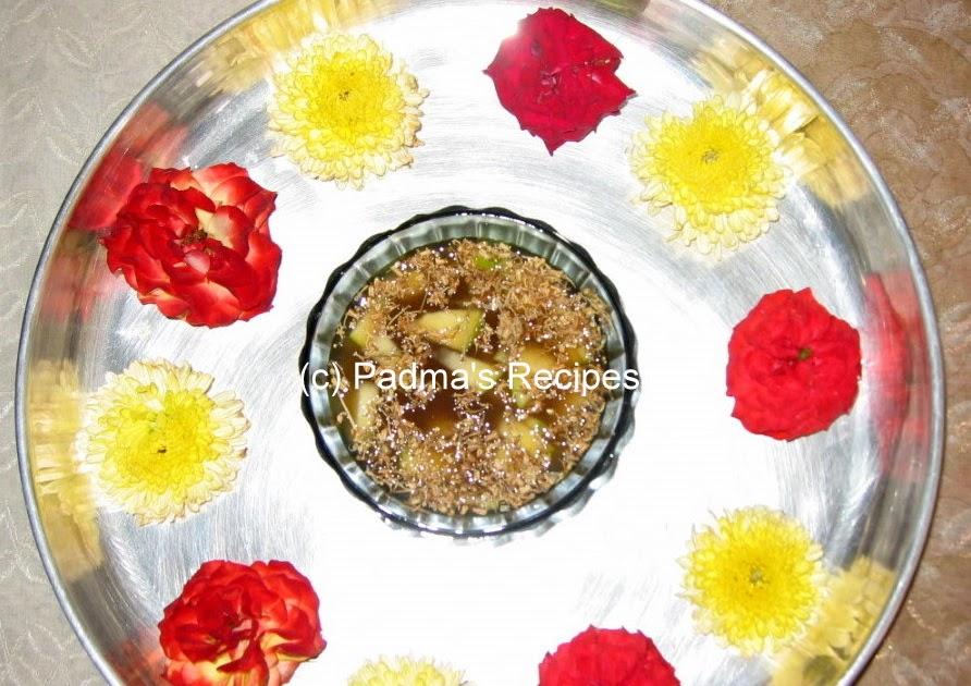 Padma S Kitchen Menu Plano