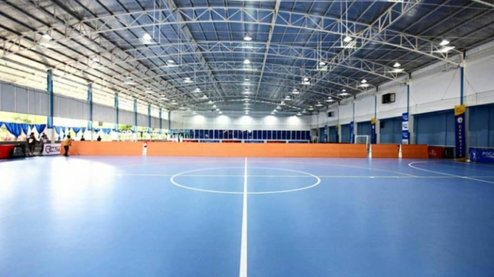 sport center biaya sewa lapangan futsal di lampung walk