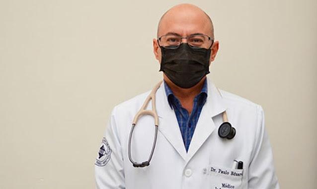 """""""Somos instrumento de Deus para salvar vidas"""", diz médico da linha de frente contra Covid"""