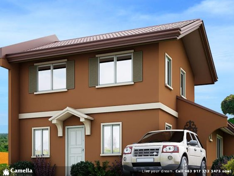 Ella - Camella Bucandala| Camella Affordable House for Sale in Imus Cavite