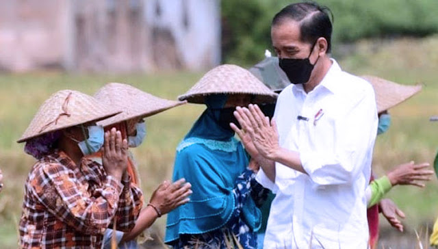 Idealnya Jokowi Segera Pamit kepada Seluruh Anak Bangsa