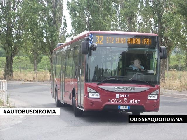 #AutobusDiRoma - Iveco Urbanway; i nuovi 165 bus della capitale!