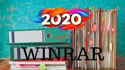 Winrar awal instal software