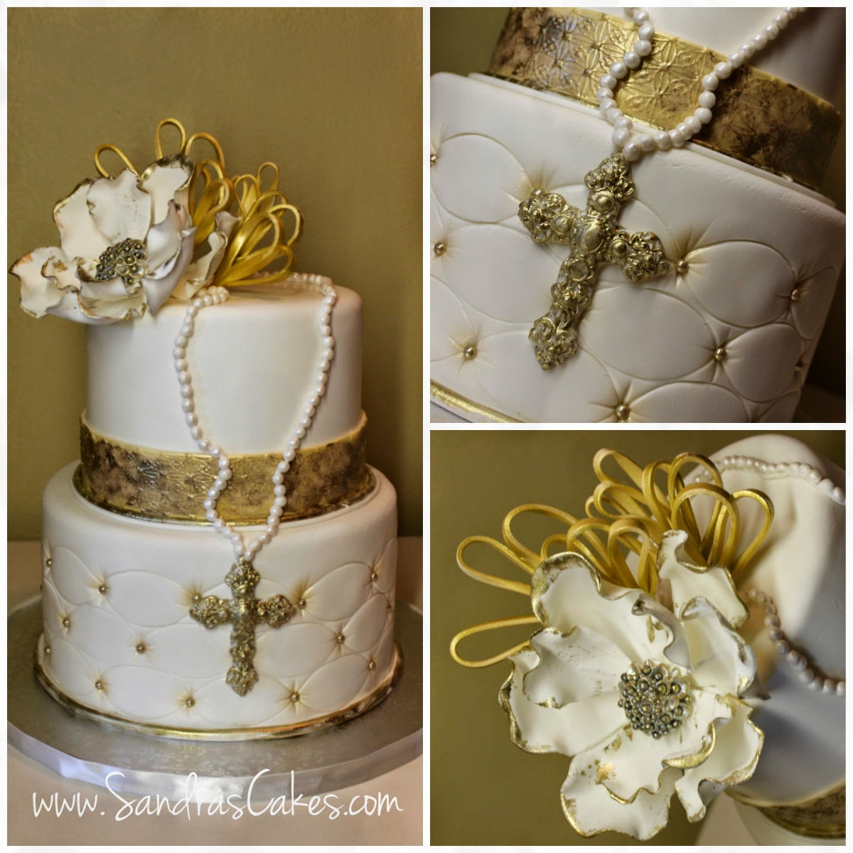St Communion Cake Toppers