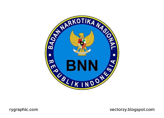 Logo BNN Badan Narkotika Nasional Vektor cdr