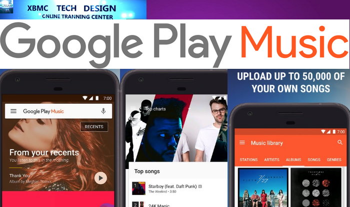 Download Google Play Music APK Android Listen to 50000's of Free Music or Live Radio Station on Android     Google Play Music APK for Android