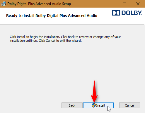 How To Install Dolby Digital Audio On Windows 10,8 1,8,7 on any