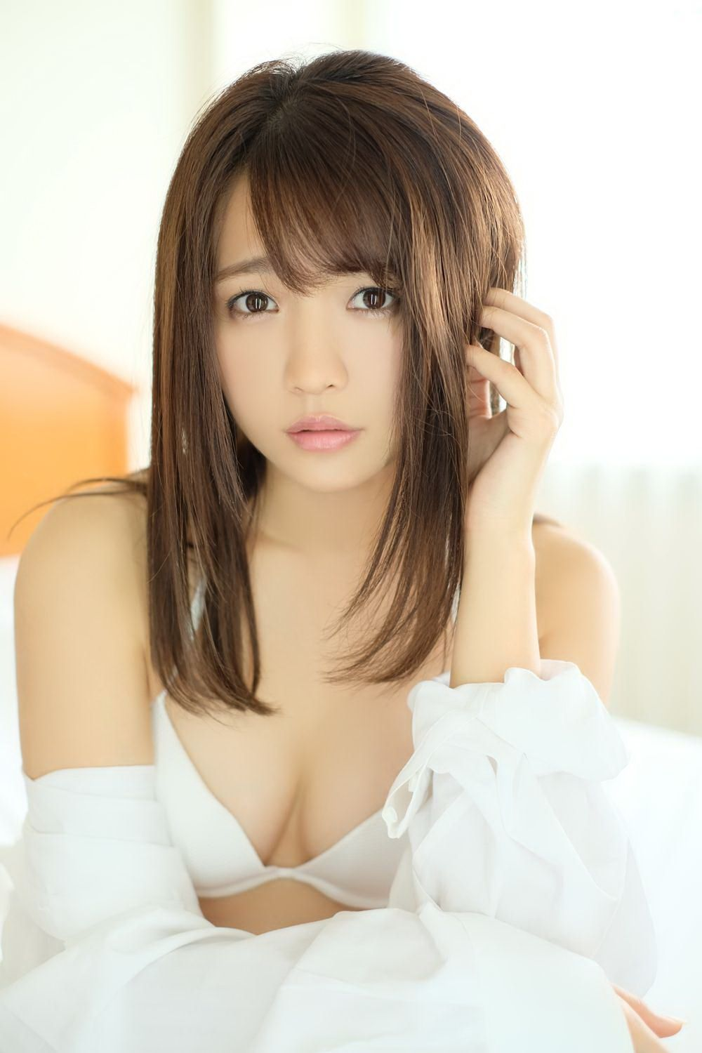 Image Japanese Pop Idol - Rika Shimura - Do Not Look Back - TruePic.net - Picture-1