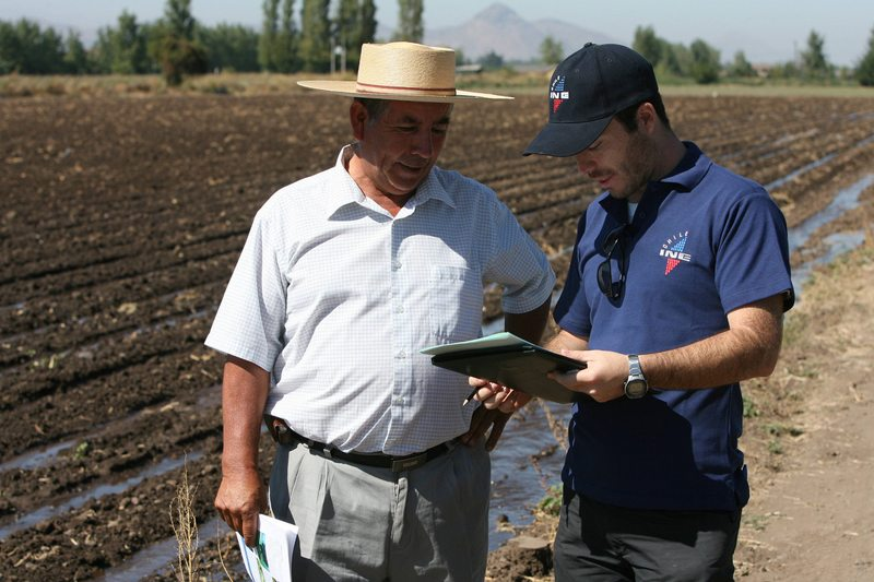 INE busca 2.000 encuestadores para censo agrícola 2020