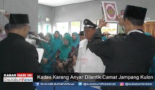 Kades Karang Anyar