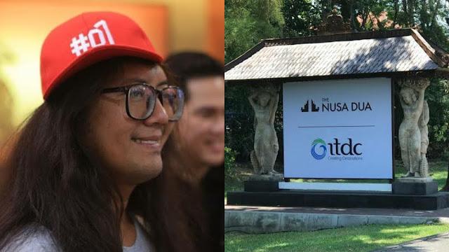 Ulin Yusron, Tim Sukses Jokowi Ditunjuk Jadi Komisaris BUMN ITDC