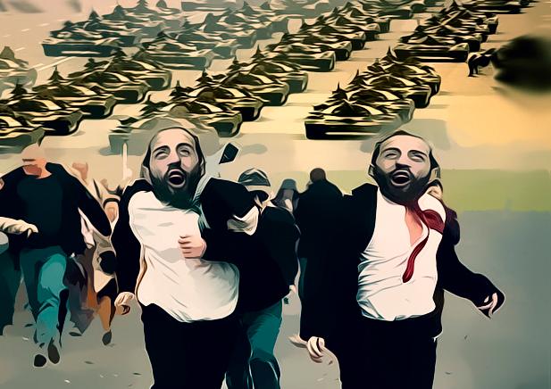 Мамиджанян: Услышав звук воздушной тревоги Андраник Кочарян в Степанакерте спрятался под столом reception