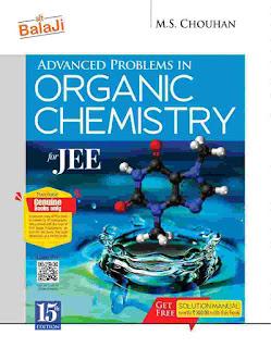 Ms Chauchan Organic Chemistry For JEE NEET Pdf