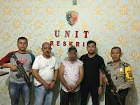 Seorang Perampok yang Ancam Korban Berhasil Ditangkap Polisi