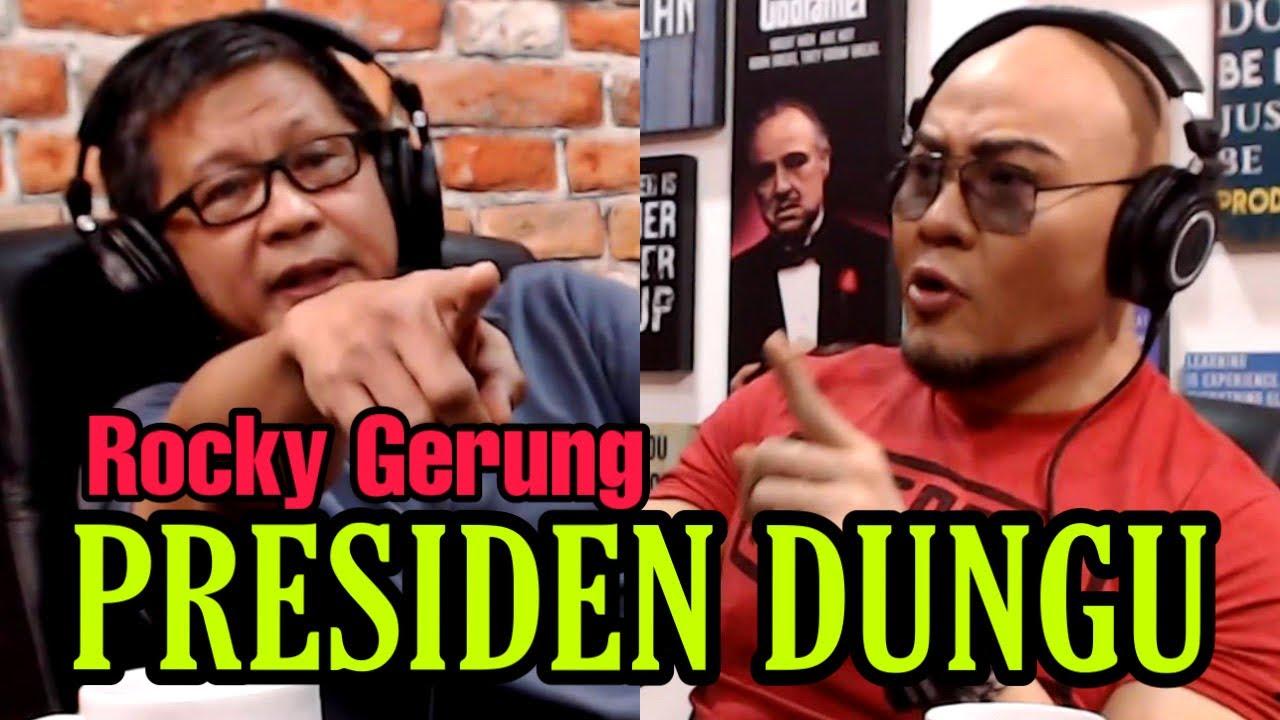 Mengapa Indonesia Perlu Presiden Yang Tidak Dungu?