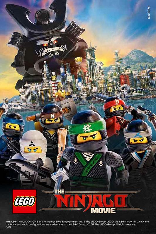 Adoption at the Movies : The Lego Ninjago Movie Adoption