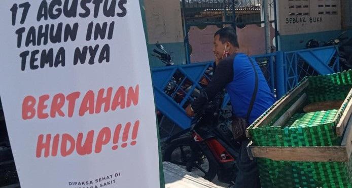 Sesuai Dugaan! Polisi Klaten Buru Penyebar Selebaran 'Dipaksa Sehat di Negara Sakit'