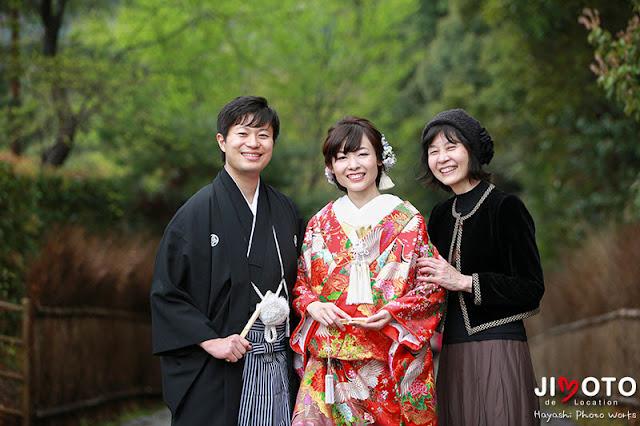 京都前撮りロケーション撮影|嵐山