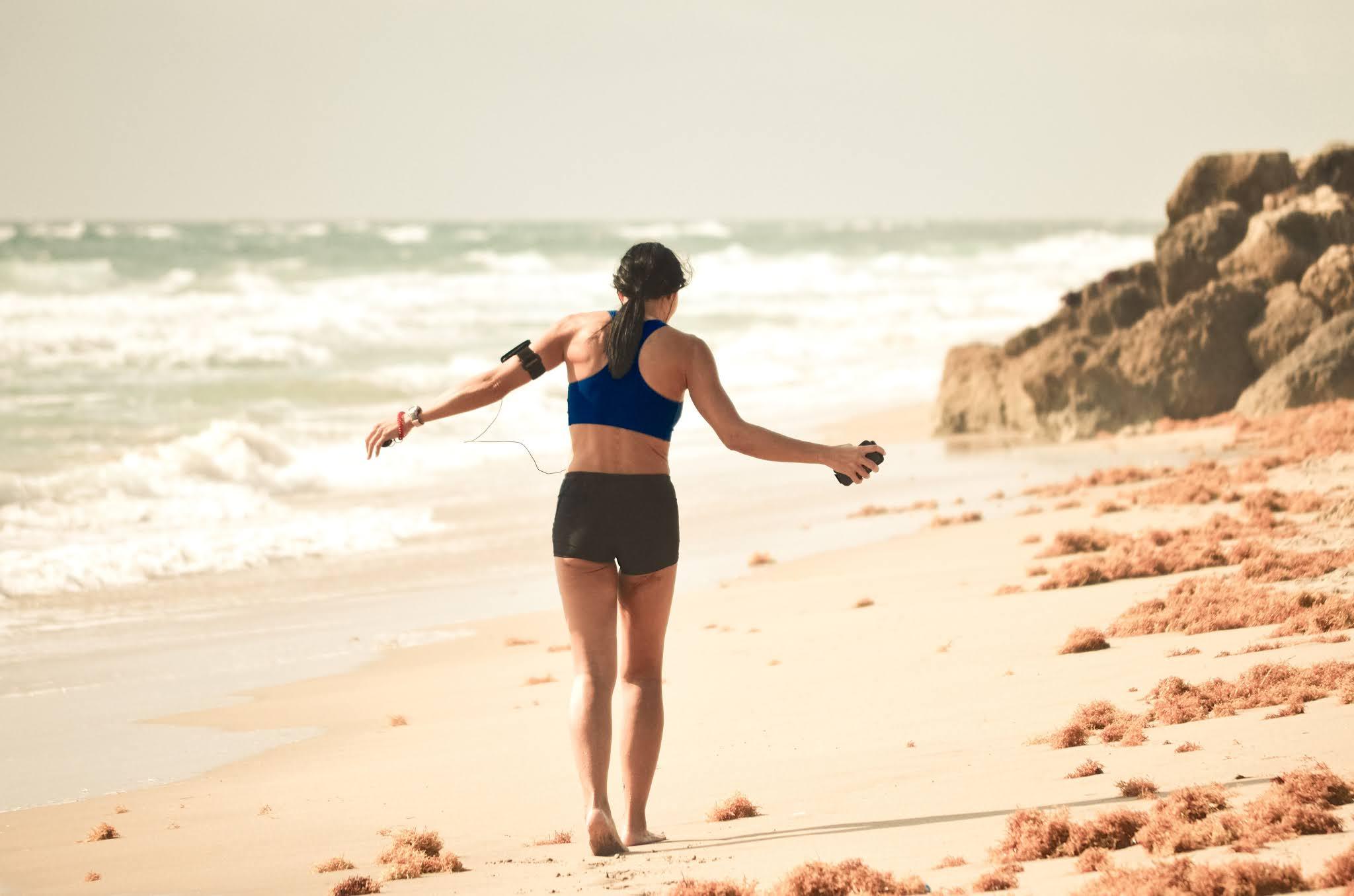 Exercícios Físicos Durante o Verão