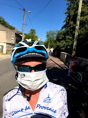 French Village Diaries Poitiers, Tour de France